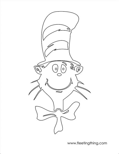 the cat in the hat coloring pages az coloring pages