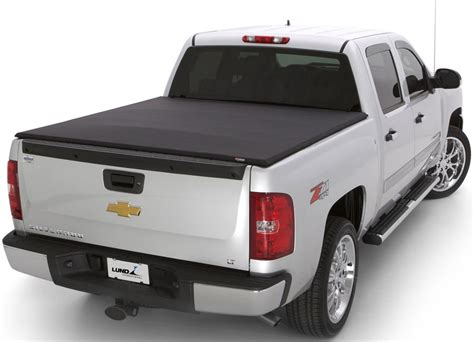truck bed cover parts 95075 lund genesis tri fold tonneau cover ford f150