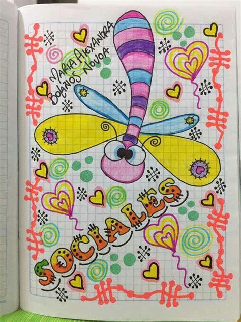 adornos pra cuadernos m 225 s de 25 ideas fant 225 sticas sobre marcar cuadernos en
