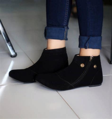 Sepatu Boot Untuk Wanita jual sale sepatu boot wanita boots korea dk02bo990014 di lapak cantik sehat 88 cantiksehat88