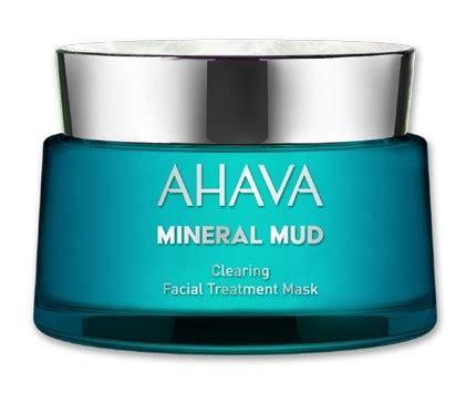 Ahava Instant Detox Mud Mask by Ahava Mineral Mud Treatment Masks News