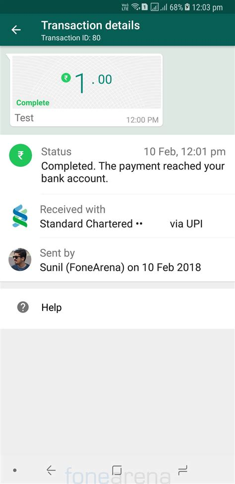 send whatsapp link to mobile how to send money using whatsapp payments
