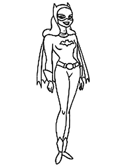 Girl Superhero Coloring Pages   Coloring Home
