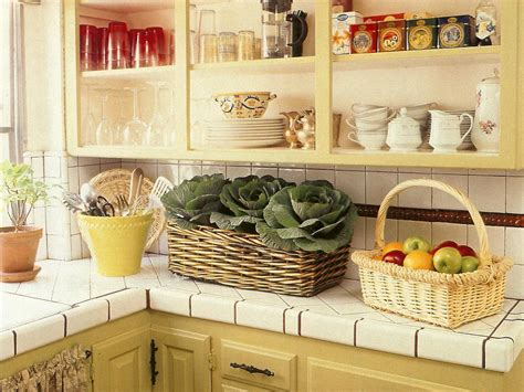 small country kitchen decorating ideas how to paint cabinets hgtv