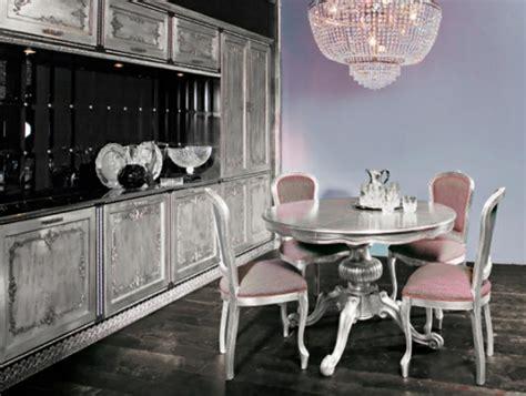 Baroque Interior Cuisine Moderne 224 L Ameublement Baroque Remis Au Go 251 T Du