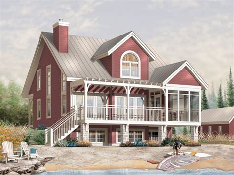 waterfront house plans small lakefront home plans small waterfront home designs plan waterfront house plan