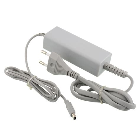 Adaptor 75v 28a High Quality power supply cable adapter wall for nintendo wii u gamepad controller eu ebay