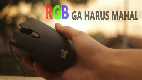 Mouse Untuk Gamers corsair harpoon rgb mouse murah untuk gamers