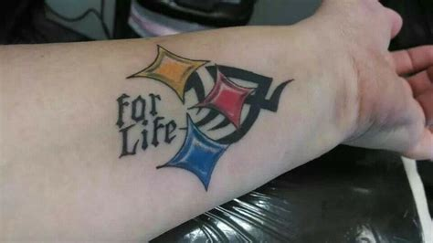 steelers tattoo designs steelers pittsburgh steelers