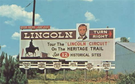 lincoln and lincoln illinois almost chosen