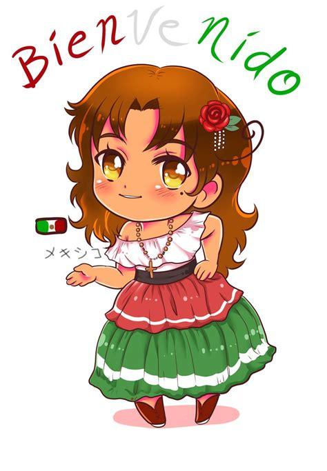 imagenes de la revolucion mexicana en dibujos animados mexico commission by taploalboremixxz on deviantart