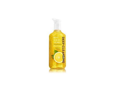 Coconut Lemon Detox Reviews by Bath Works Kitchen Lemon Cleansing Soap