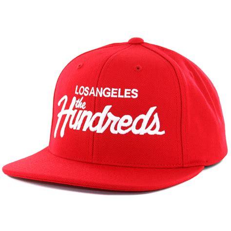 Topi Hat The Hundreds Adam Classic the hundreds quot forever team quot snapback hat s classic script los angeles cap ebay