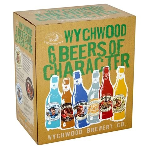 whichwood books morrisons wychwood beers of character 6 x 500ml product