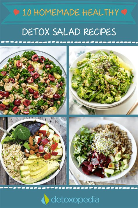 best healthy detox 10 healthy detox salad recipes healthy food