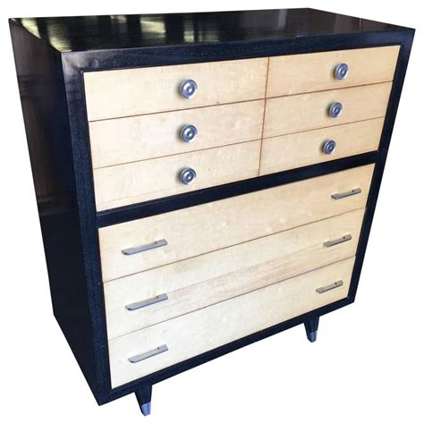 Mid Century Modern Dresser For Sale by Mid Century Modern Dresser By Sieling Modern For Sale At