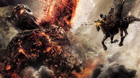 the wrath and the wrath of the titans cinema