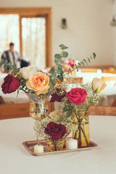 September 3 Wedding Centerpieces Silk Flowers by Fill Your Wedding With And Adventure Bronze Floral
