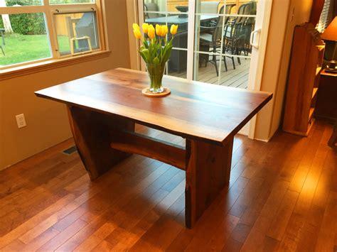custom wood table seattle wa custom dining tables