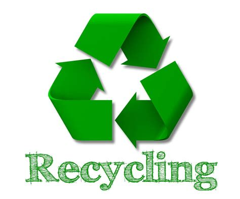 Recycling Free Printable Recycling And Garbage Signs To Encourage