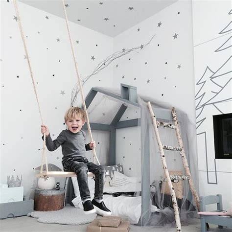 az swing kids 20 cheerful indoor swing for kids space decorazilla