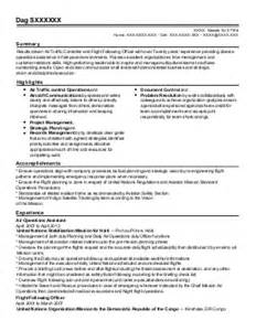 Flight Operations Specialist Cover Letter by Technician Cover Letter Environmental Services Technician Cover Letter Cover Letter Aerospace