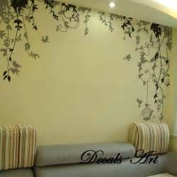 wall sticker decal tree decals murals art nursery safari playland mural outlet