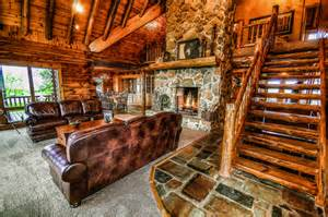 Log home stories and tips for great rooms