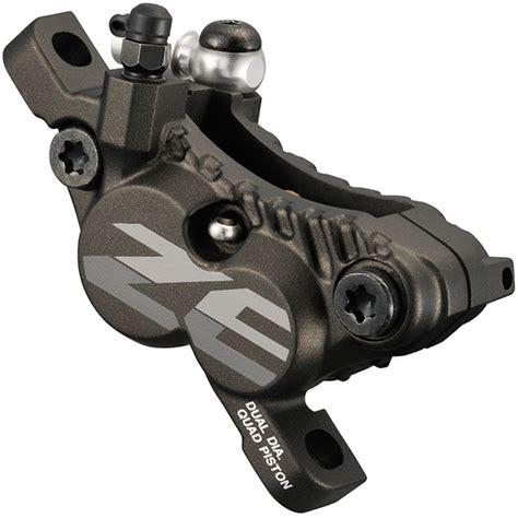 Brake Shimano Zee freins 224 disque shimano zee m640 4 piston disc brake