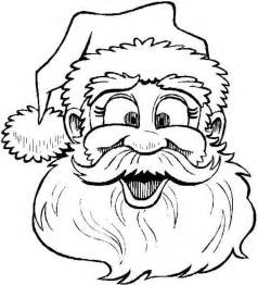 santa coloring sheets santa coloring pages coloring pages to print