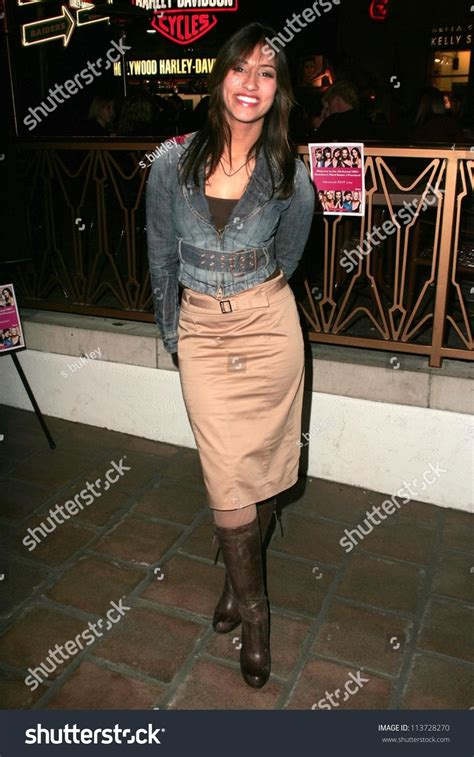 The L Word Kicks Again by Janina Gavankar At The 4th Season Kick For Quot The
