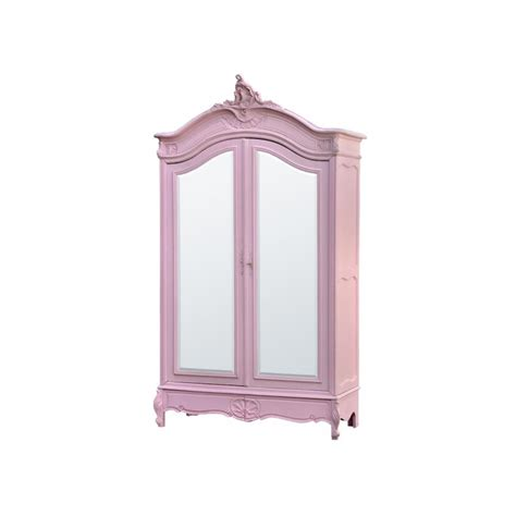 armoire with mirror doors rose armoire wardrobe with full mirror doors forever