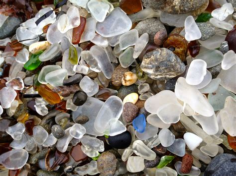 Find In California How To Find Sea Glass At Glass In Fort Bragg California Find Sea Glass