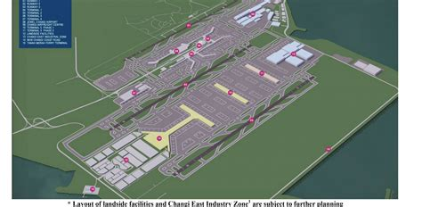 Cabin Layout Plans by Changi Airport Outlines Expansion Plans Air Transport
