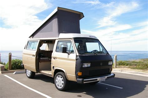 subaru vanagon 1986 westy full cer w new 2 2l subaru auction in san