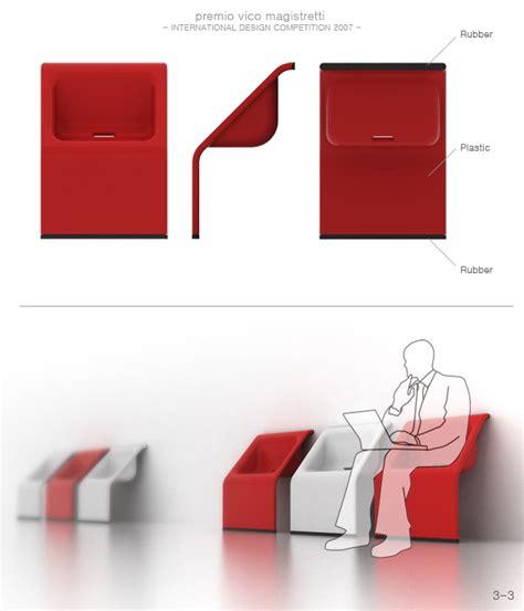 designboom video wall chair designboom com