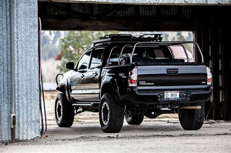 toyota tacoma bed rack the endless possibilities that come with the bed rack