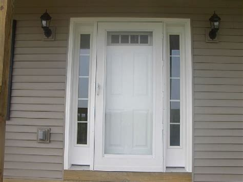 Larson Exterior Doors Doors And Screen Doors By Larson Distributed From Doorsmith In With Inspiration Ideas