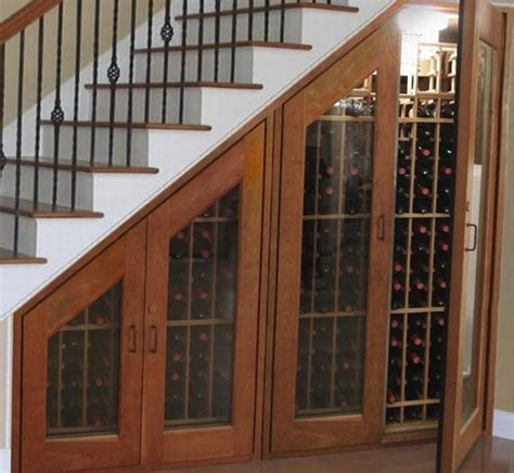 under stairs wine cellar 17 awesome interior designing ideas for your home