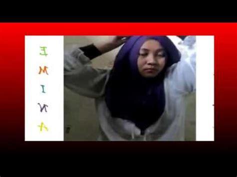 tutorial jilbab paris resmi tutorial jilbab paris modern untuk acara resmi yang simple