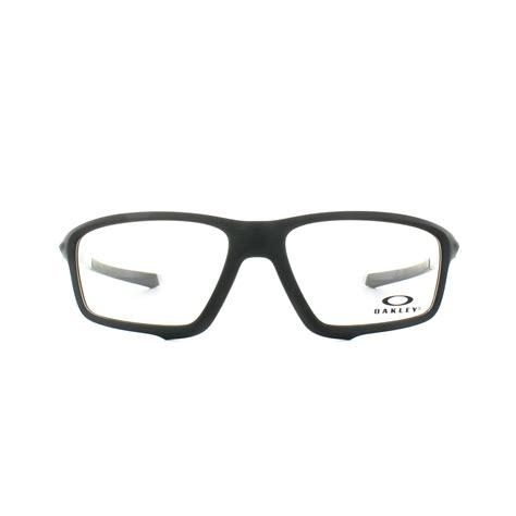 oakley glasses frames crosslink zero ox8076 03 matt black