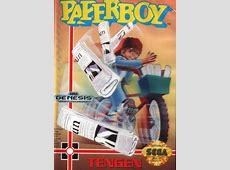 Paperboy for Genesis (1991) - MobyGames J2me Games