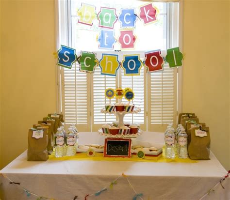 Back To School Decorating Ideas by 18 Creative Things To Do For Back To School Tip Junkie