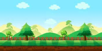 buy 6 vector game backgrounds for ui graphic assets