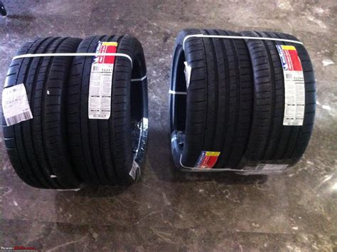Tire Rack Michelin by Bmw Upgraded To Michelin Pilot Sports Imported