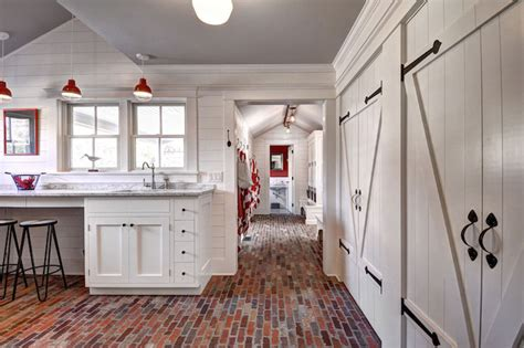 rustic laundry rooms country laundry room john hummel laundry room with brick floor country laundry room john
