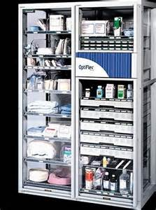 Omnicell Cabinet Surgical Supply Automated Dispensing Cabinet