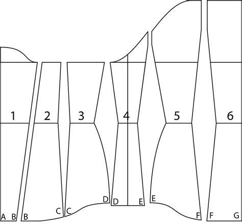 sewing pattern underbust corset underbust corset pattern 36 cathrin 197 hl 233 n flickr