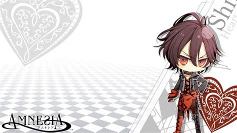 wallpaper anime amnesia amnesia shin chibi wallpaper