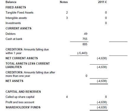 Companies House Accounts Template by Trading Account Template Images Frompo